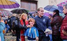 Santa María de la Alhambra no pudo bajar a Granada