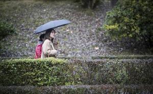 La AEMET pronostica lluvia fuerte en Almería para este sábado
