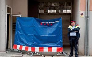 Detienen a un policía nacional por asesinar a su pareja en Olot