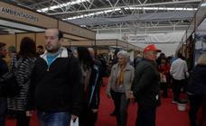 Más de 15.000 personas ya han visitado la Feria 'Hecho en la Alpujarra' que se clausurará el Domingo de Resurrección