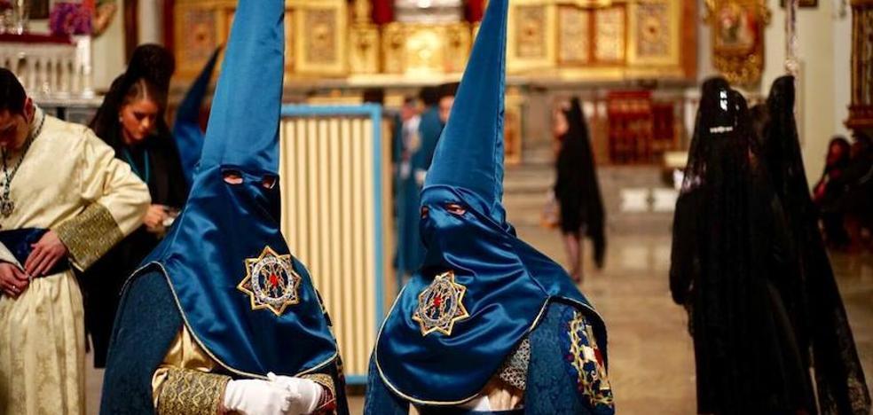 Las mejores imágenes del Sábado Santo de Granada