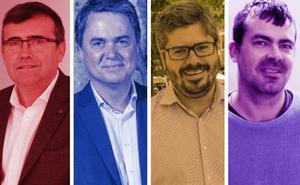 Los partidos granadinos se mueven entre la prudencia y el escepticismo ante la encuesta