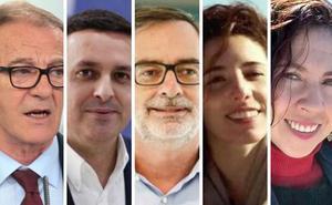 Los diputados que entrarían en el Congreso por Almería, según el sondeo