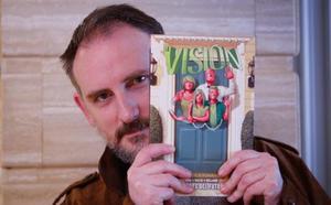 Gabriel H. Walta, de Los Vengadores a las estrellas: «La Visión del Eisner nació en Granada»