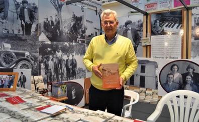 González Blasco dedica un libro a Los Tablones de Órgiva, el pueblo más joven de la Alpujarra