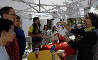 Alpujarra de la Sierra se convierte en el municipio con menos de 5.000 habitantes más reciclador de la provincia de Granada