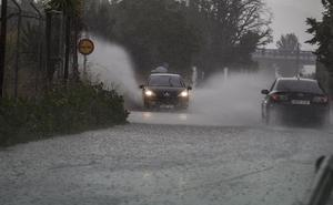 La AEMET avisa de la tormenta que llega hoy al Este de Andalucía