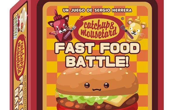 El juego Fast Food Battle!