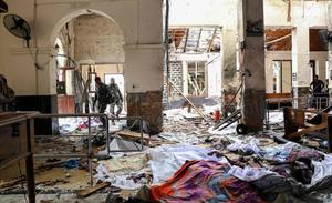 Una cadena de atentados deja más de 200 muertos en Sri Lanka