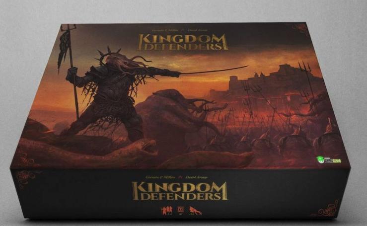 El juego Kingdom Defenders