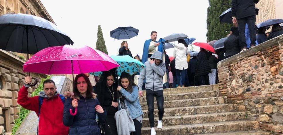 Satisfacción por el desarrollo de la Semana Santa, pese a la lluvia