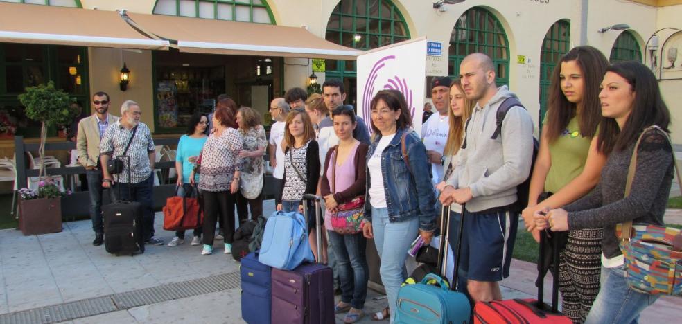 El 41% de los nacidos en Jaén ha emigrado, más de 44.000 en los últimos cinco años
