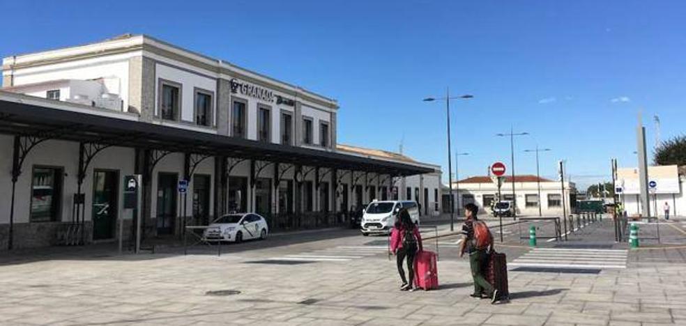 La huelga de Adif deja a Granada sin el primer tren de la mañana a Madrid