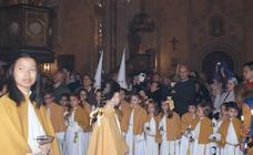 La despedida del Resucitado en la Catedral