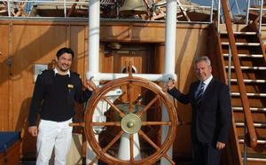 Cuatro cruceros de lujo atracarán en el puerto de Motril esta semana