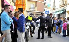 Luces y sombras en una Semana Santa de Linares que se ha saldado sin incidencias graves ni altercados