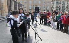 Manuel Alcántara centra los actos conmemorativos del Día del Libro