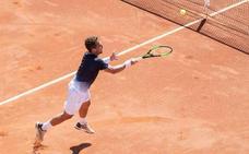 Carballés asciende diez puestos en el ránking ATP tras ganar en Murcia