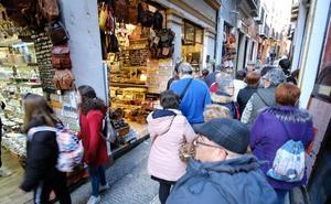 La provincia de Granada registra un 4,7% más de turistas en el primer trimestre del año