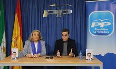 Azpitarte pide en Almuñécar votar al PP para «reforzar la tranquilidad de los españoles»