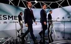 Tres candidatos rígidos y agresivos, uno demasiado suave
