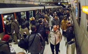 Muere arrollado por el metro en Bilbao