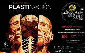 Miguel Guirao y Esmeralda Alaminos charlarán sobre plastinación en el Lemon Rock