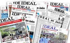 IDEAL Jaén cumple hoy 80 años