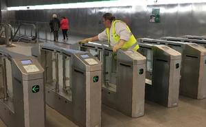 Siete empresas optan a dos concursos de limpieza del Metro de Granada