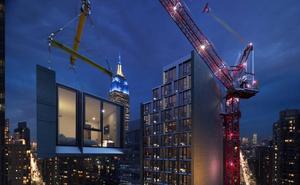 Así es el Hotel tetris: un edificio pionero en el mundo