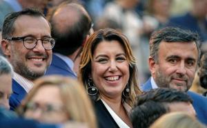 Díaz prevé doblar en votos al PP en Andalucía y «quitarse la espinita» del 2D