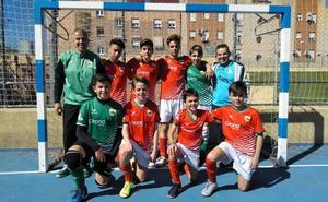 El Mutrayil y el Sima Peligros dominan la Liga de Campeones provincial infantil