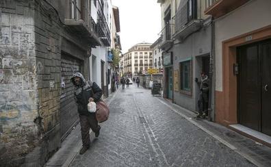Robos, peleas, prostitución, tráfico de droga y asesinatos en pleno Centro de Granada