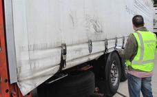 Roban camiones en áreas de servicio de Jaén
