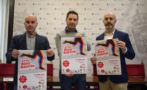 La Media Maratón Ciudad de Granada reunirá a 4.065 corredores el sábado