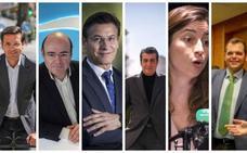 Las 18 listas de partidos y sus candidatos en Granada para las elecciones municipales