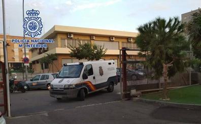 Arrestan en Almería a un hombre buscado desde hace seis años en Letonia por robos y destrozos