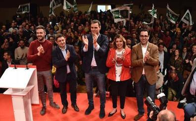 Sánchez anima a apartar a la derecha con una «moción de censura social»