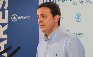 Pésame de las instituciones por la muerte de la madre del presidente de la Diputación de Almería