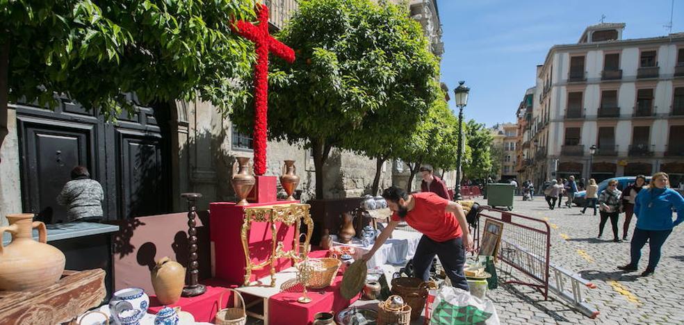 La lista completa de las 62 cruces que Granada tendrá el Día de la Cruz