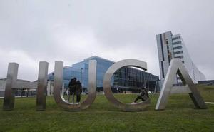 Ingresada por orden judicial una mujer en Oviedo que quería dar a luz en casa