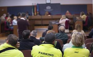 El pleno de Motril ratifica el acuerdo para la desconvocatoria de la huelga de basura