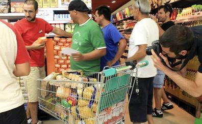 Piden año y medio de cárcel para Bódalo y Curro Moreno por asaltar un supermercado en 2012