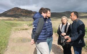 Rojas asegura que el PP culminará las infraestructuras que «el PSOE ha dejado en la estacada»