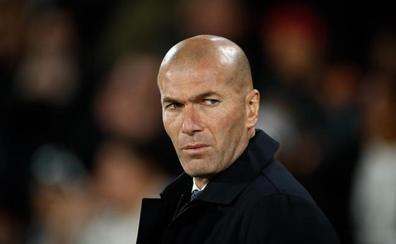 Zidane: «Lo mejor hoy es la portería a cero»