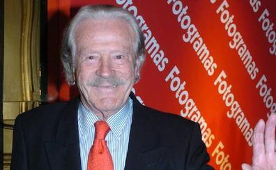 Muere a los 98 años Conrado San Martín, el último galán del cine español