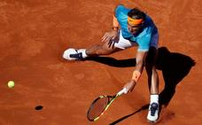 Nadal carbura hacia semifinales
