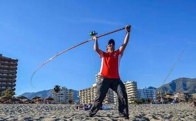 El motrileño Iván Ruiz conquista el bronce del Andaluz de mar-costa