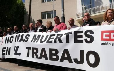 La Inspección de Trabajo de Jaén se queda en cuadro