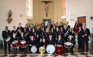 De tambores y cornetas a banda municipal